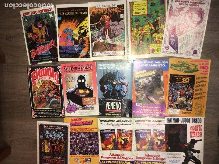 Cómics: Lote 15 ejemplares legion 91, del 1 al 15. bien conservados. ediciones zinco. fotos - Foto 8 - 223321826