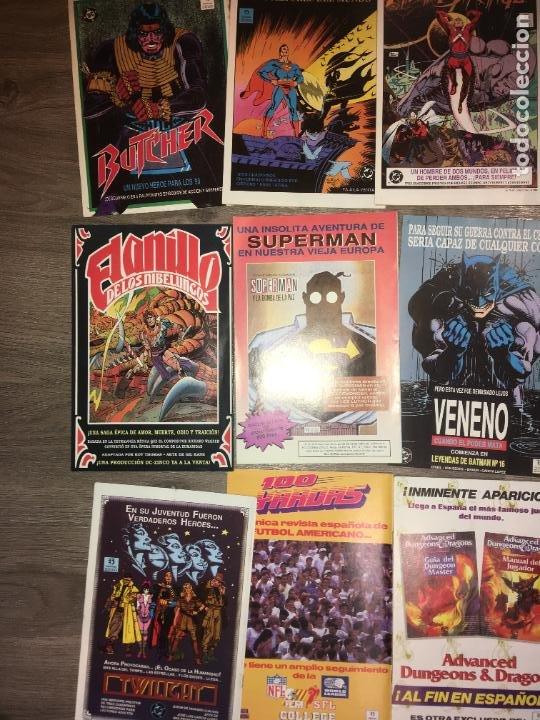 Cómics: Lote 15 ejemplares legion 91, del 1 al 15. bien conservados. ediciones zinco. fotos - Foto 9 - 223321826