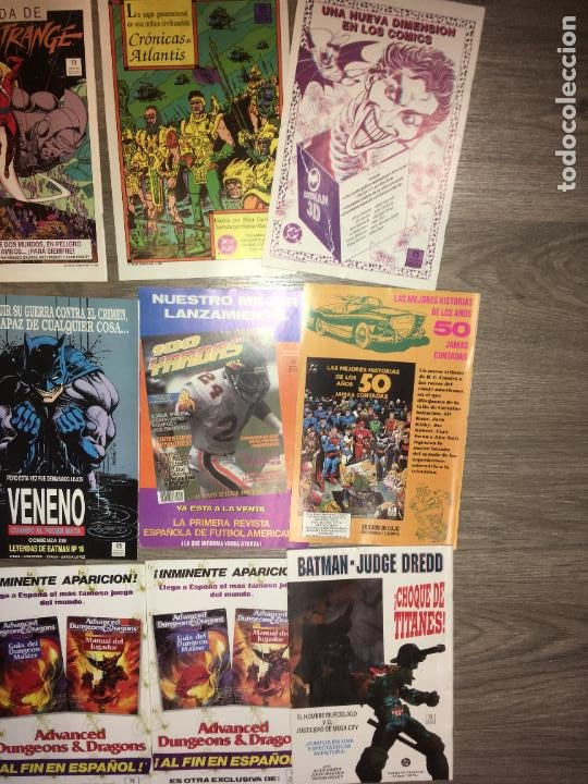 Cómics: Lote 15 ejemplares legion 91, del 1 al 15. bien conservados. ediciones zinco. fotos - Foto 10 - 223321826