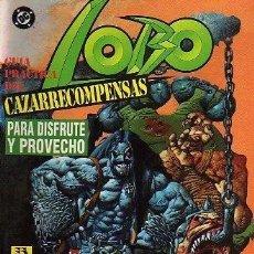Comics : LOBO GUIA PRACTICA DEL CAZARRECOMPENSAS - ZINCO - MUY BUEN ESTADO. Lote 223440305