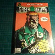 Cómics: GREEN LANTERN. RETAPADO. CONTIENE LOS NUMEROS 21 AL 25. (S2). Lote 223615803