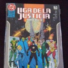 Comics: LIGA DE LA JUSTICIA AMERICA-LA MANO DEL DESTINO -VOLUMEN ESPECIAL-116 PAGINAS-ZINCO. Lote 223719716