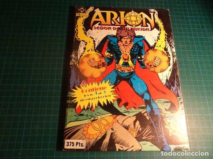 ARION. RETAPADO. CONTIENE LOS NUMEROS 1 AL 5. (S4) (Tebeos y Comics - Zinco - Retapados)
