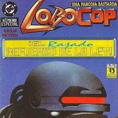 Cómics: LOBOCOP (EDICIONES ZINCO). Lote 223765943