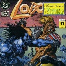 Cómics: LOBO. RETRATO DE UNA VÍCTIMA (EDICIONES ZINCO). Lote 223766155