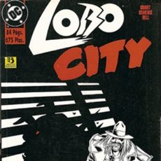 Cómics: LOBO. CITY (EDICIONES ZINCO). Lote 223766217
