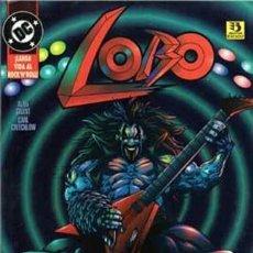 Comics : LOBO. LARGA VIDA AL ROCK`N ROLL (EDICIONES ZINCO). Lote 223766350
