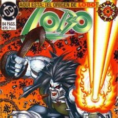 Comics : LOBO. AQUÍ ESTÁ: ¡EL ORÍGEN DE LOBO! (EDICIONES ZINCO). Lote 223766410