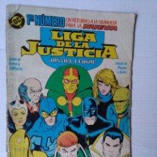 Cómics: LIGA DE LA JUSTICIA DE AMERICA 1-ZINCO. Lote 223831130