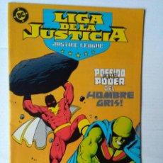 Cómics: LIGA DE LA JUSTICIA 6-ZINCO. Lote 223832097