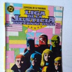 Cómics: LIGA DE LA JUSTICIA 7-ZINCO. Lote 223832311