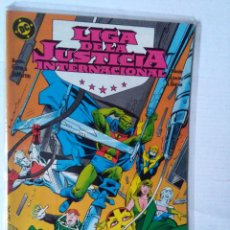 Comics: LIGA DE LA JUSTICIA 11-ZINCO. Lote 223832476