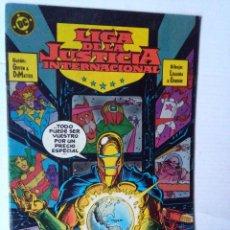 Cómics: LIGA DE LA JUSTICIA 12-ZINCO. Lote 223832607