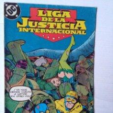 Cómics: LIGA DE LA JUSTICIA 18-ZINCO. Lote 223832685