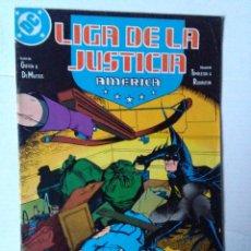 Cómics: LIGA DE LA JUSTICIA 20-ZINCO. Lote 223833225