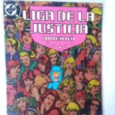 Cómics: LIGA DE LA JUSTICIA 23-ZINCO. Lote 223833378