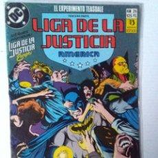 Cómics: LIGA DE LA JUSTICIA 26-ZINCO. Lote 223833661