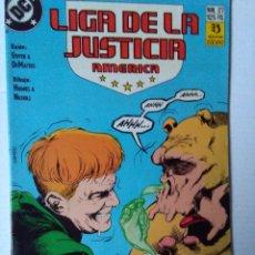Cómics: LIGA DE LA JUSTICIA 27-ZINCO. Lote 223833780