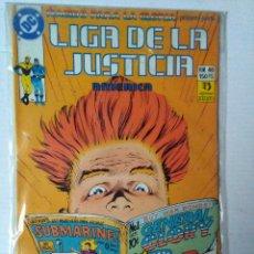Cómics: LIGA DE LA JUSTICIA 40-ZINCO. Lote 223834037