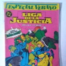 Cómics: LIGA DE LA JUSTICIA -ESPECIAL VERANO 1-ZINCO. Lote 223834273