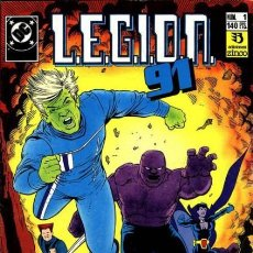 Cómics: LEGION DE SUPERHEROES 1-ZINCO. Lote 223834828