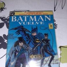 Comics: BATMAN VUELVE EDICIONES ZINCO. Lote 223840766