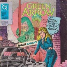 Cómics: CÓMIC DC GREEN ARROW Nº 7 ED. ZINCO (GRELL, WRIGHT BARETTO, DUBURKE, GIORDIANO). Lote 223945196