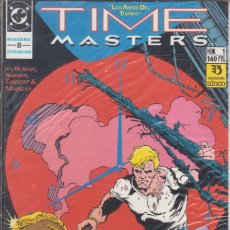 Cómics: CÓMIC DC TIME MASTERS Nº 1 ED. ZINCO ( WAYNE SHINER, THIBERT & MARZAN). Lote 245060050