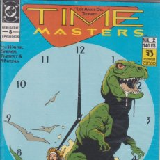 Cómics: CÓMIC DC TIME MASTERS Nº 2 ED. ZINCO ( WAYNE SHINER, THIBERT & MARZAN). Lote 223947170