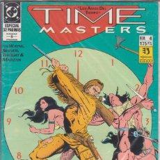 Cómics: CÓMIC DC TIME MASTERS Nº 4 ED. ZINCO ( WAYNE SHINER, THIBERT & MARZAN). Lote 223947501