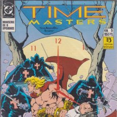 Cómics: CÓMIC DC TIME MASTERS Nº 5 ED. ZINCO ( WAYNE SHINER, THIBERT & MARZAN). Lote 223947761