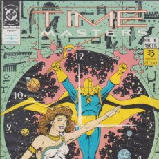 Cómics: CÓMIC DC TIME MASTERS Nº 6 ED. ZINCO ( WAYNE SHINER, THIBERT & MARZAN). Lote 223947968