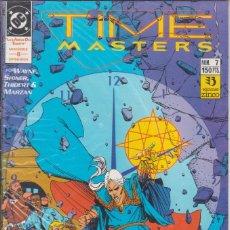 Cómics: CÓMIC DC TIME MASTERS Nº 7 ED. ZINCO ( WAYNE SHINER, THIBERT & MARZAN). Lote 223948252