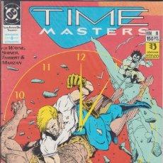 Cómics: CÓMIC DC TIME MASTERS Nº 8 ED. ZINCO ( WAYNE SHINER, THIBERT & MARZAN). Lote 223948490