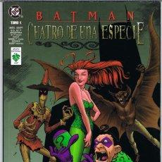 Cómics: BATMAN. CUATRO DE UNA ESPECIE TOMO 1 DOUG MOENCH, ALAN GRANT, CHUCK DIXON Y OTROS AUTORES. Lote 223993742