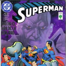 Cómics: SUPERMAN CONTRA EL AMO DE LA REALIDAD DOMINUS!. Lote 224057576