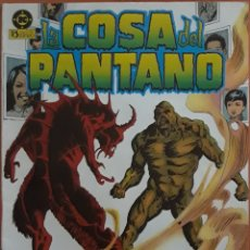 Cómics: COMIC N°4 LA COSA DEL PANTANO. Lote 224349108