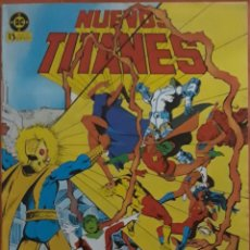 Cómics: COMIC N°14 NUEVOS TITANES. Lote 224349910