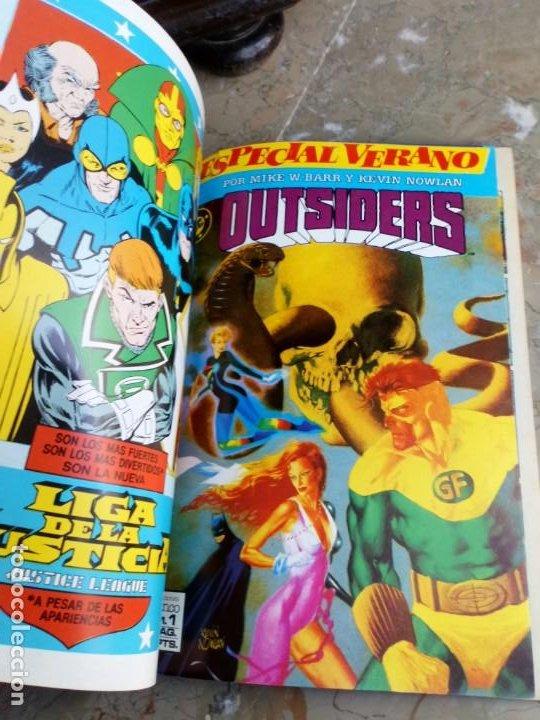 Cómics: Los Outsiders Retapado Nº 6 ZINCO (contiene los Nº 25-26 y especial verano 88) - Foto 3 - 224641640