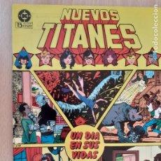 Cómics: DC ZINCO. NUEVOS TITANES Nº 8. BUENL ESTADO. EDICIONES ZINCO 1984.. Lote 224654503