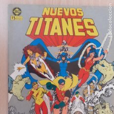 Cómics: DC ZINCO. NUEVOS TITANES Nº 1. BUENL ESTADO. EDICIONES ZINCO 1984.. Lote 224654630