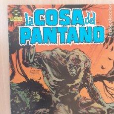 Comics: DC ZINCO. LA COSA DEL PANTANO Nº 2. BUEN ESTADO. EDICIONES ZINCO 1984. Lote 224655235