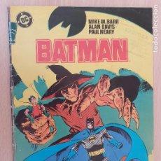Cómics: DC ZINCO. BATMAN Nº 9. EDICIONES ZINCO 1987. Lote 224745600