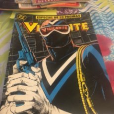 Cómics: LOTE DE 6 CÓMICS DC VIGILANTE. Lote 224786290