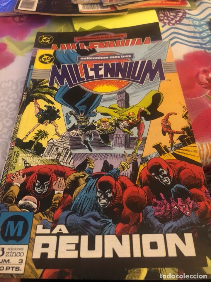 Cómics: Lote de 8 cómics, especial Millenium - Foto 2 - 224786737