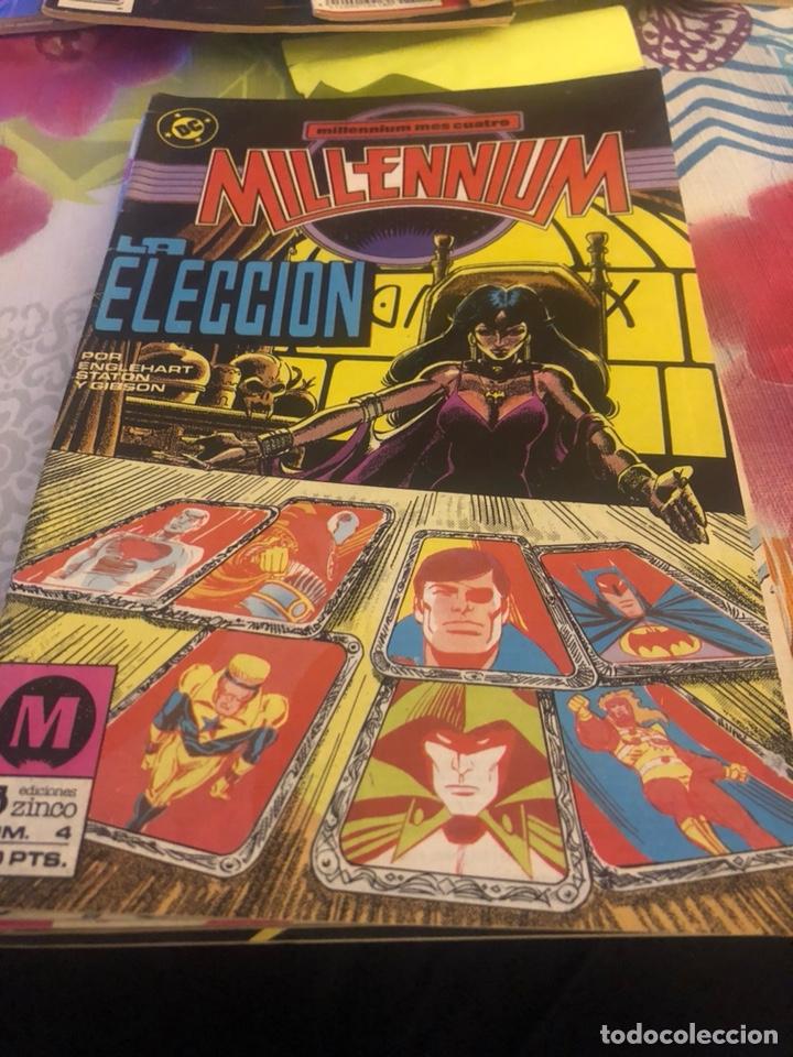 Cómics: Lote de 8 cómics, especial Millenium - Foto 3 - 224786737