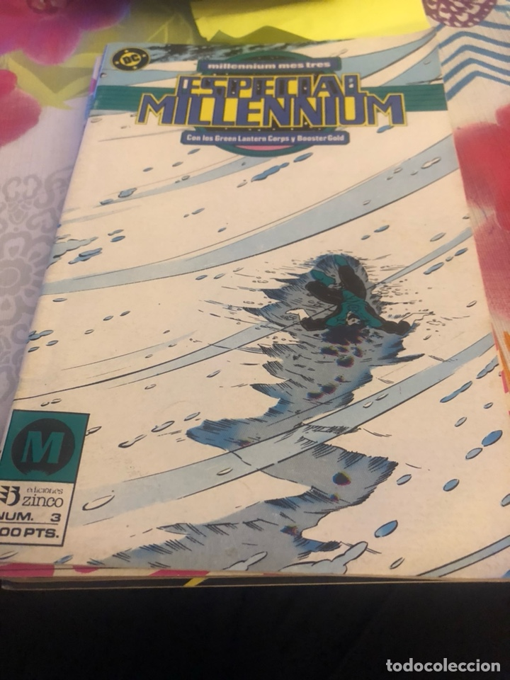 Cómics: Lote de 8 cómics, especial Millenium - Foto 4 - 224786737
