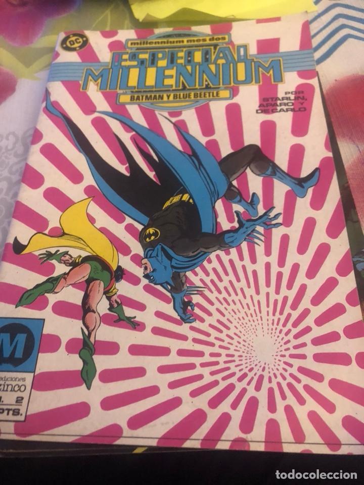 Cómics: Lote de 8 cómics, especial Millenium - Foto 5 - 224786737