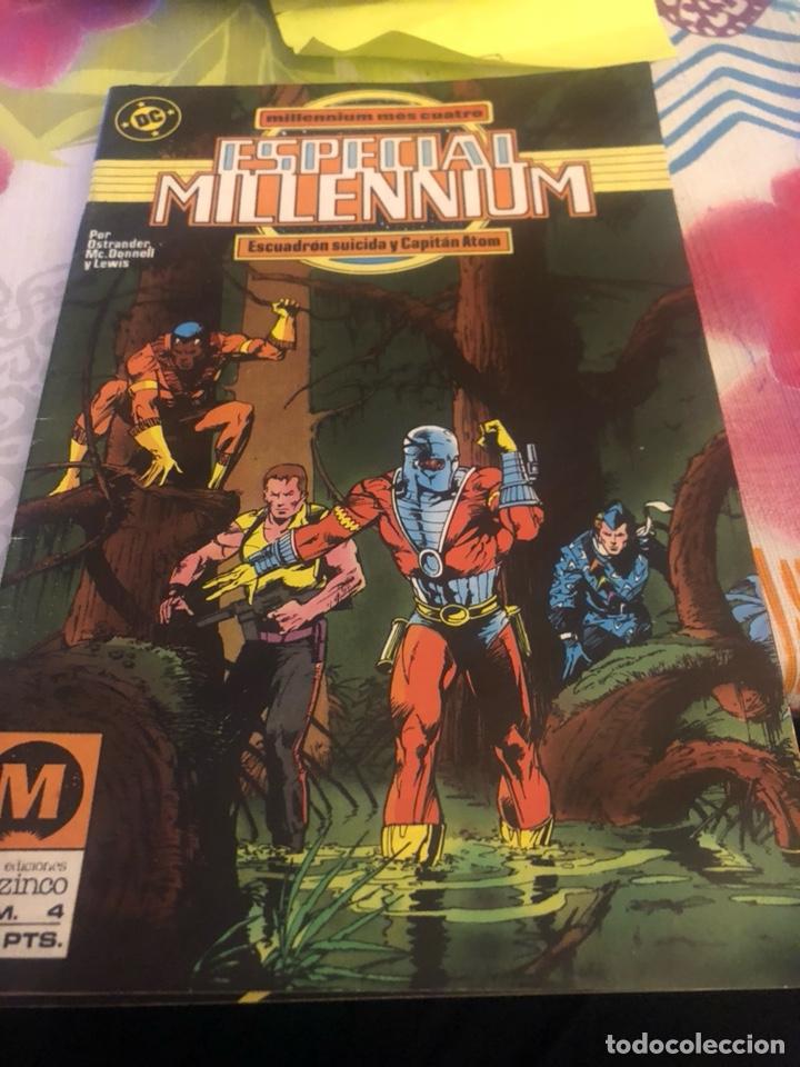 Cómics: Lote de 8 cómics, especial Millenium - Foto 6 - 224786737
