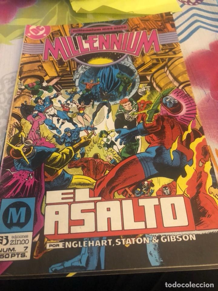 Cómics: Lote de 8 cómics, especial Millenium - Foto 7 - 224786737